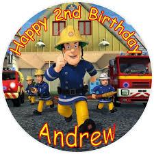 13 fireman sam birthday ideas images firemen