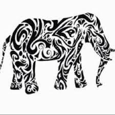25 trending tribal elephant tattoos ideas on pinterest elephant
