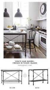 Kitchen Island Calgary Best 25 Industrial Kitchen Island Ideas On Pinterest Industrial