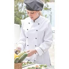 cuisine femme veste de cuisine femme tablia sarl vêtements de travail within
