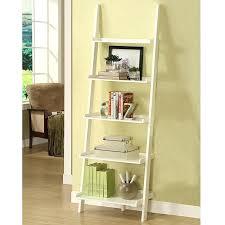 bookcase small ladder shelf diy small ladder shelf australia