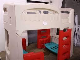 Plastic Bunk Beds Step 2 Plastic Bunk Bed Intersafe