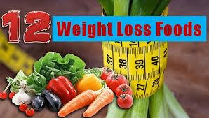12 weight loss foods chosen as best diet for weight loss
