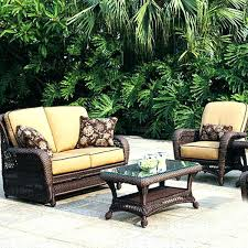 Resin Patio Furniture Clearance Wicker Resin Patio Furniture Coryc Me