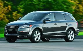 audi q7 2009 audi q7 3 0 tdi quattro diesel s line u2013 review u2013 car and driver