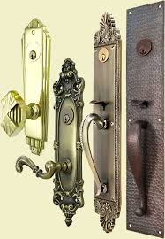 Kelly Green Door With Brass Hardware Interiors by Vintage Hardware U0026 Lighting Classic Antique Door Hardware