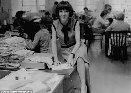 photos of 1960s womens pubic hair mary quant put the swing into the 60s gave us that iconic bob cut