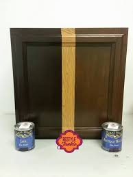 is gel stain better than paint for cabinets choosing the right gel stain java gel stain vs walnut