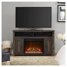 Electric Fireplace Tv by Farmington Electric Fireplace Tv Console For Tvs Up To 50
