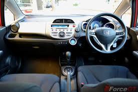2013 Honda Fit Interior Honda Jazz Review 2013 Honda Jazz Hybrid Interior Dashboard