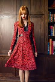 long ginger hairstyles with bangs wardrobelooks com