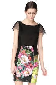 rene dhery rene derhy pencil dress in black lyst