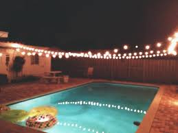 Globe Lights Patio String Of Lights Outdoor String Lights For Living Room Backyard