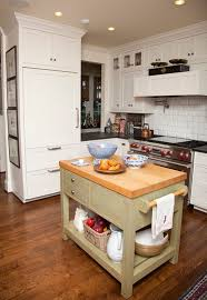 can cabinets work in a small kitchen tiny kitchen island home decorating trends homedit
