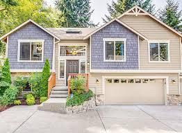 side split house plans cabining best split level house plans ideas on design