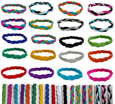 headbands that stay in place braided sports headbands