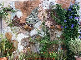 Garden Wall Decoration Ideas Creative Of Wall Decor Garden Inexpensive Diy Wall Decor Ideas And