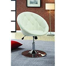 Contemporary Swivel Armchair Amazon Com Coaster Home Furnishings Contemporary Height