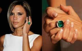 Celebrity Wedding Rings by Celebrity Engagement Ring Upgrades Ritani