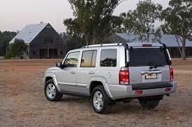 commander jeep buyer u0027s guide jeep xh commander 2006 10
