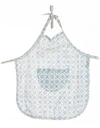 Aprons Printed Handmade Block Printed Cotton Children U0027s Apron Fair Trade Blue
