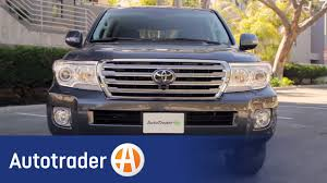 used lexus suv auto trader 2013 toyota land cruiser suv new car review autotrader youtube