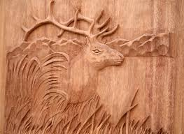 Exterior Door Sweeps by Carved Mahogany Doors Elk