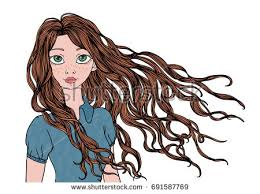 waving hair stock images royalty free images u0026 vectors shutterstock
