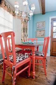 eclectic dining room sets decorate your home or office by paint it beautifully