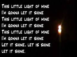 let your light shine vacation bible this little light of mine youtube