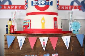 british kids u0027 birthday party popsugar moms