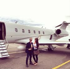 lamborghini private jet rich kids of instagram get over the winter blues daily mail online