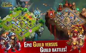 castle clash apk castle clash rise of beasts for android free at apk here