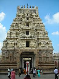 hindu temple architecture style and analogous of the human body