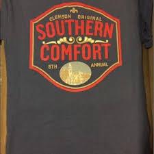 Southern Comfort Apparel Clemson Mens Tournament Shirts Southern Comfort Tournament