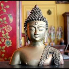 spiritual statues 15 statues of buddha in india hubpages