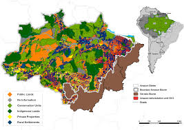 Brazil Map States by Achieving Zero Deforestation In The Brazilian Amazon What Is Missing