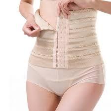 postpartum belly wrap aliexpress buy postpartum belly recovery belt tummy wrap