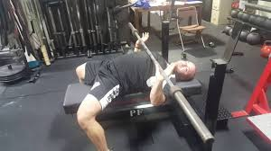 Bench Press Breathing Brandon Lilly Bench Press Touch Point Trick Youtube