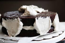 dark chocolate guinness cake with bailey u0027s buttercream global