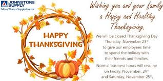 johnstone supply nj on we are deeply thankful extend to