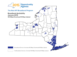 New York State Map by Broadband For All Project Nys Washington County Ny Official
