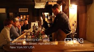 blind barber shop in new york ny offering mens hairstyles and