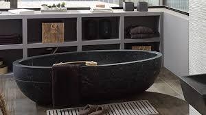 bathroom décor 8 bathtub design ideas of natural stone textures
