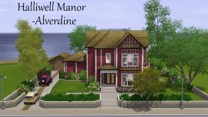 the sims 3 house floor plans house plan mod the sims halliwell manor charmed no ccstore floor