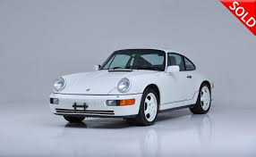 porsche 964 1990 porsche 964 carrera 2 coupe carrera stock 1990101 for sale
