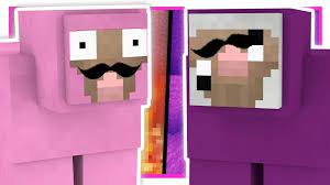 Sheep Toaster Purple Shep Makes A Youtube Channel Minecraft Youtube