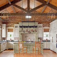 Brick Kitchen Ideas 8 Beautiful Ideas For Brick Walls Pine Flooring Arch