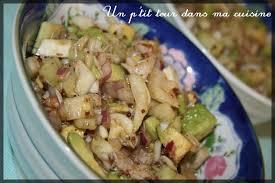 cuisiner le fenouil cru p tite salade croquante au tourteau fenouil cru et avocat un p