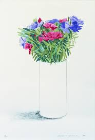 Drawings Of Flowers In A Vase From Van Gogh To O U0027keeffe Art History U0027s Most Famous Flowers